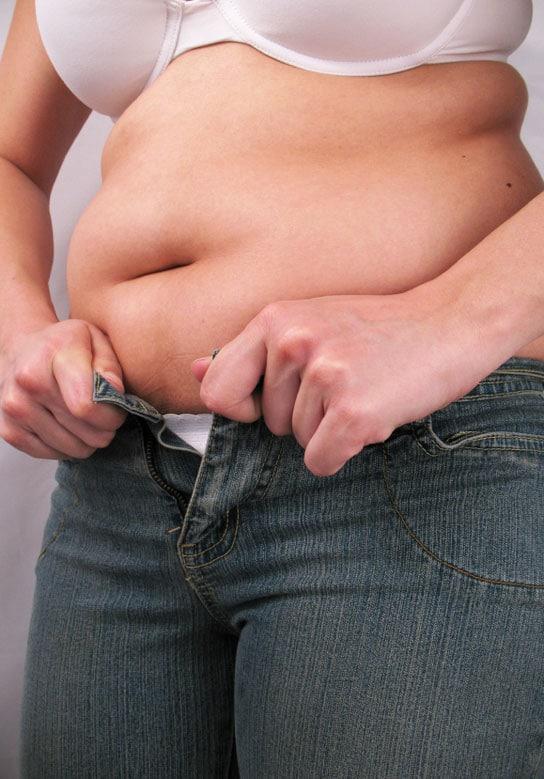 Het wegtrainen van je buikvet met fitness!