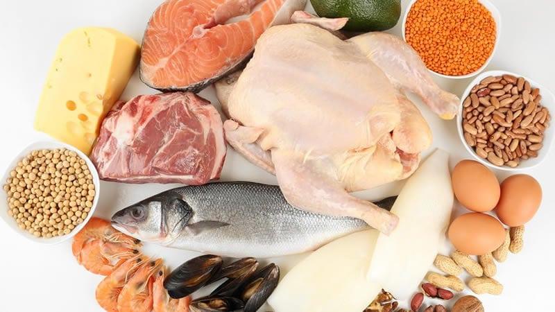 Eiwitrijke producten eiwitdieet